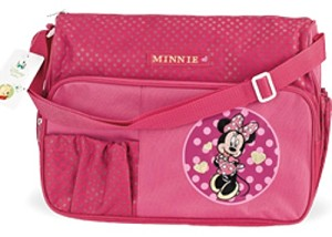 Baby King Disney Baby Minnie Mouse Diaper Bag