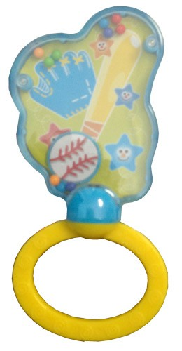 Baby King Scholastic Cliker Rattle 1-18 Months