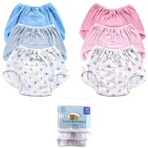 Baby Vision Training Pant 3-Pack Size 2-T