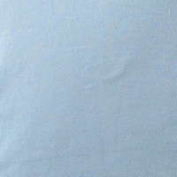 Luvable Friends Fitted Crib Sheet Blue