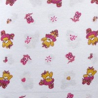 Baby Vision Pillow Cases Print 100% Cotton