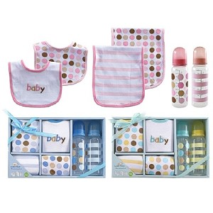 Baby Vision 6 Piece Feeding Gift Set