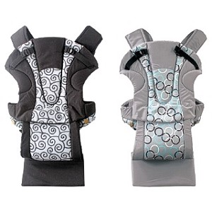 Luvable Friends 3-in-1 Comfort Baby Carrier