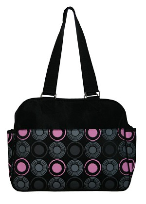 Gerber� Pink Dot Tote Bag