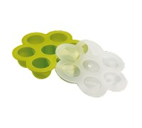 Beaba® Multi-Portions Silicone Green