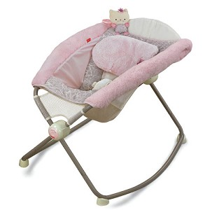 Fisher Price My Little Sweetie� Deluxe Newborn Rock �n Play� Sleeper