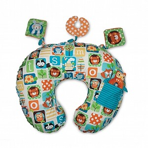 Boppy Interactive Slipcover-Gentle Forest