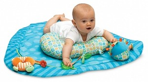Boppy� Tummy Play� Pad, Stripe A' Dot