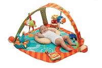 Boppy Flying Circus Play Gym with Toy Box