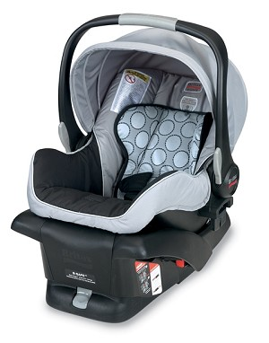 Britax B-Safe Infant Car Seat Granite