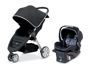 Britax Travel System B-Agile 2014 Black