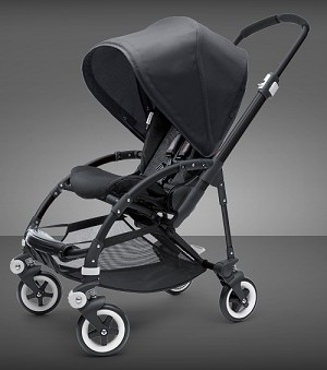 Bugaboo Bee Stroller All Black