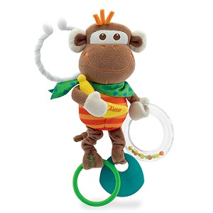 Chicco Great Shakes Monkey Rattle