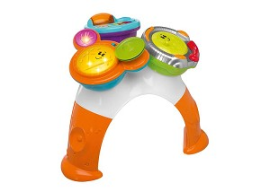 Chicco 2 in 1 Music Band Table
