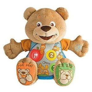 Chicco Teddy Count With Me