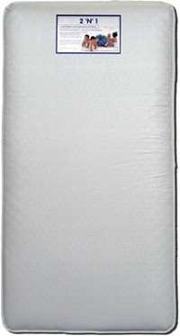 Colgate Convertible 2 in 1 Crib Mattress