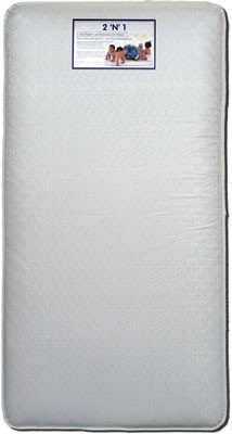 Colgate 2 in 1 Convertible Crib Mattress