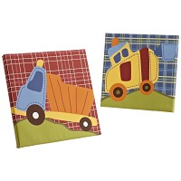 Cocalo Roadwork 2 Piece Wall Art