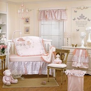 Cocalo Fairytale Crib Bedding Set
