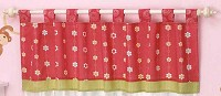 Cocalo Melanie the Monkey Window Valance