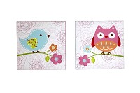 Nojo Love Birds Wall Decor