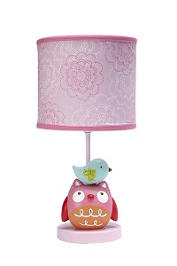 Nojo Love Birds Lamp and Shade