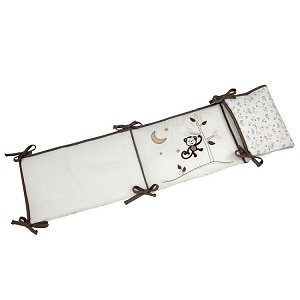 NoJo Dreamy Nights Crib Bumper