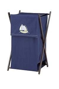 Crown Craft Nautica Kids Zachary Hamper