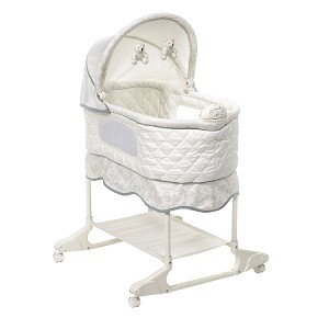 Safety 1st Nod-a-Way Bassinet, White