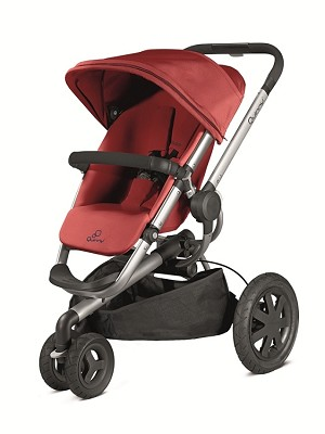 Quinny Buzz Xtra Stroller Red Rumor