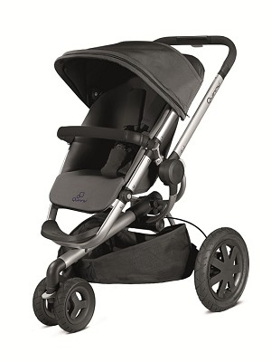 Dorel Buzz Xtra Stroller Rocking Black