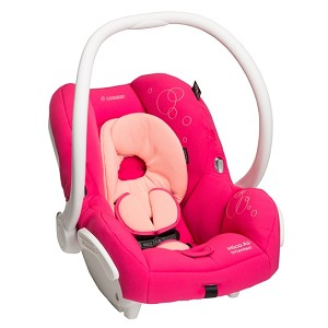 Maxi Cosi Mico Air Protect Infant Car Seat Passionate Pink