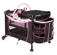 Safety 1st Disney Baby Care Center LX Play Yard Floral Minnie