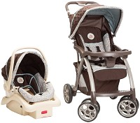 Disney Saunter Luxe Travel System My Hunny Stripe