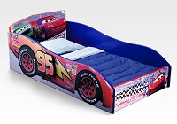 Delta Disney Pixar Cars Wood Toddler Bed