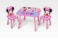 Delta Disney Minnie Table & Chair Set