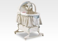 Delta Clayton Bassinet with Height Adjust