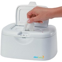 Dex Baby Deluxe Top Heated Wipe Warmer