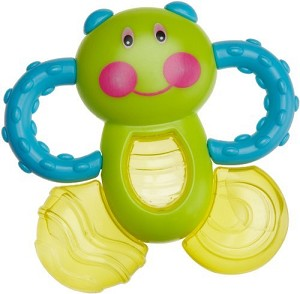 Dubon Water Filled Teether, Butterfly