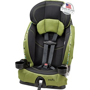 Evenflo Chase LX Booster Car Seat Laguna