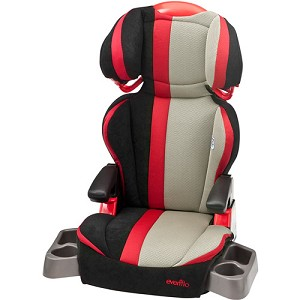 Evenflo Big Kid DLX High Back Booster Seat Washington