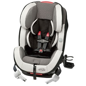 Evenflo Symphony? 65 e3 All-In-One Car Seat, Levi