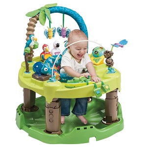 Evenflo ExerSaucer� Triple Fun� Life in the Amazon