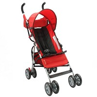 The First Years Jet Stroller Elegance Red-Black