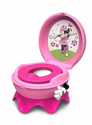 The First Years� Minnie Mouse Bow-tique Potty Seat 18m+