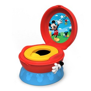 The First Years� Mickey Mouse Clubhouse Celebration Potty Seat 18m+