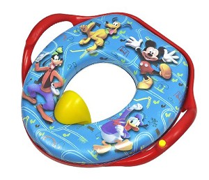 The First Years� Mickey Mouse Club House Magical Sounds Potty Seat