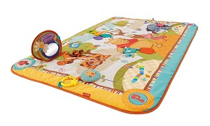Fisher Price Disney Baby Playmat, Winnie the Pooh