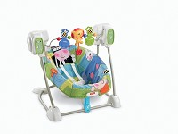 Fisher Price Discovery 'n Grow™ SpaceSaver Bouncer Swing