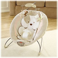 Fisher Price My Little Snugapuppy® Deluxe Bouncer